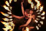 Театр огня KIA ORA! (фаер-шоу, fire-show, Магнитогорск)